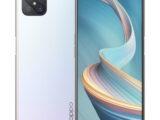 SMARTPHONE OPPO RENO4 Z 5G WHITE D.Sim  6,5″ RAM8GB 128GB 48+8+2+2.0Mpx/16Mpx And.10 Custodia SiaeIncl.